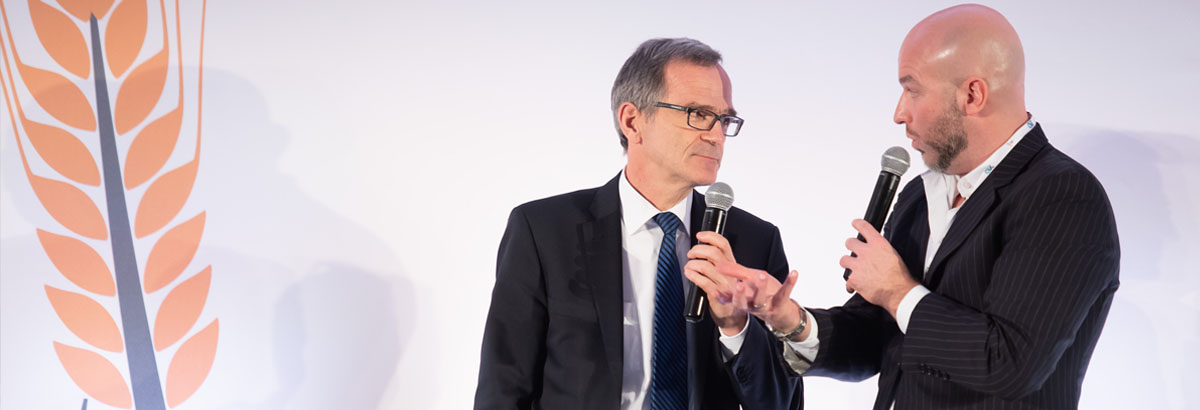 Il s'agit de deux speakers du Paris Grain Day 2019.